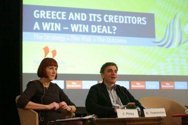 Το «πόρισμα» της εκδηλώσης του Economist για  «Ελλάδα και Πιστωτές της»