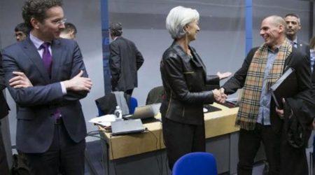 «Δημοσκόπηση» του ελληνικού διαδικτύου για το κρίσιμο Eurogroup