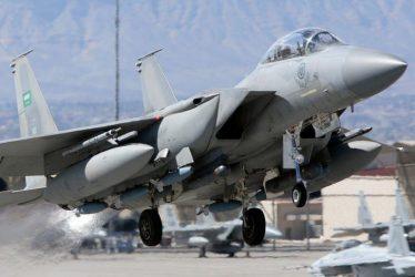Δύο αεροσκάφη έχασε σε δύο ημέρες η αραβική συμμαχία κατά των Houthi