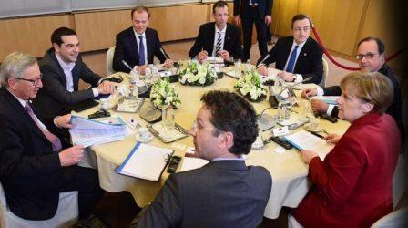 """Η Κυβέρνηση """"βάζει"""" τις μεταρρυθμίσεις, οι """"Οκτώ"""" τα χρήματα και στο βάθος η συμφωνία της 20ης Φεβρουαρίου…"""