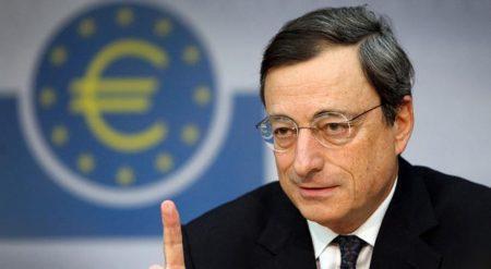 Αρνητική  «ψήφος»  των social media σε Μάριο Ντράγκι  και ΕΚΤ