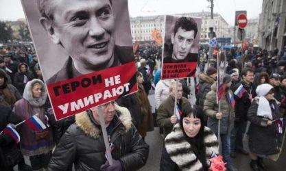 Οι ερμηνείες και τα σενάρια για τη δολοφονία του Μπόρις Νεμτσόφ