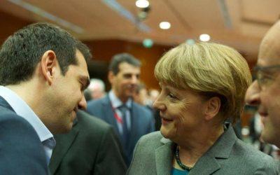 Οι «μνήμες γερμανικής κατοχής» διχάζουν τα social media ενόψει  της συνάντησης Τσίπρα- Μέρκελ