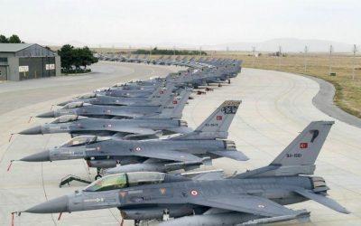 831 αποτυχόντες υποψήφιους πιλότους εκπαιδεύει η Τουρκική Αεροπορία