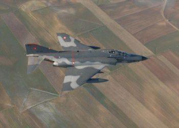 Αποσύρθηκαν από την υπηρεσία τα τελευταία 8 αναγνωριστικά RF-4E/TM Isik της τουρκικής Αεροπορίας