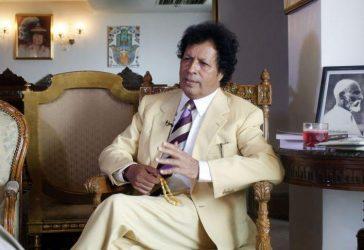 """Ahmed Gaddafi al-Dam: """"Μέσα στα επόμενα δύο χρόνια η Ευρώπη θα ζήσει την δική της 11η Σεπτεμβρίου από την ISIS"""""""