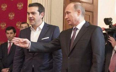 Επικοινωνιακό το όφελος του Αλέξη Τσίπρα από τη συνάντηση με Πούτιν