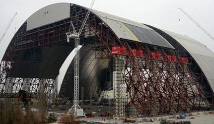 Η Ευρωπαϊκή Ενωση ενισχύει την πυρηνική ασφάλεια  του Τσερνομπίλ