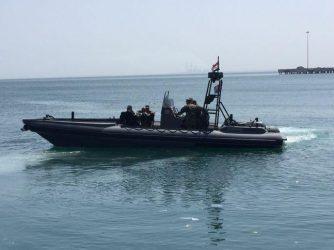 Τριήμερες εξαντλητικές δοκιμές του ελληνικού σκάφους RHIB ΝΕΜΕΣΙΣ F από το αιγυπτιακό Ναυτικό