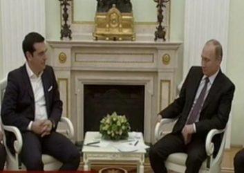 Θετικό στην επίσκεψη Τσίπρα στη Μόσχα αλλα επιφυλακτικό στο αποτέλεσμα το ελληνικό διαδίκτυο