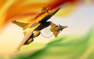 Υπογράφηκε η σύμβαση για την απόκτηση από την Ινδία 36 μαχητικών Rafale έναντι 7,87 δις ευρώ.