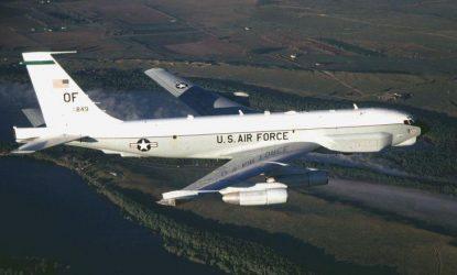 Αμερικανικό κατασκοπευτικό αεροσκάφος αναχαιτίστηκε από ρωσικά Su-27 στη Βαλτική θάλασσα