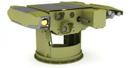 Αυτό είναι το πρώτο τουρκικό πυροβόλο laser
