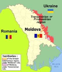Ανεξαρτησία απο την Μολδαβία και ένωση με τη Ρωσία θέλει η αποσχισθείσα Δημοκρατία της Transnistria