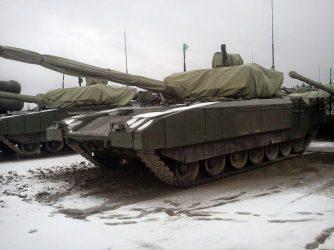 Αυτό είναι το ρωσικό άρμα μάχης Τ-14 Armata