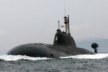 Συνεχίζεται ο ναυτικός ανταγωνισμός Ινδίας-Κίνας.  Νέο πυρηνοκίνητο ρωσικό υποβρύχιο για την Ινδία