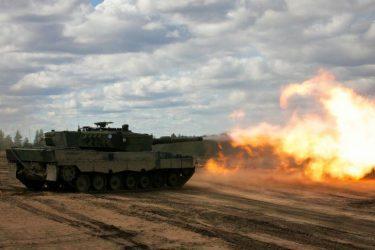 Με αύξηση του αρματικού της δυναμικού και την ανάπτυξη νέου άρματος μάχης αντιδρά η Γερμανία στη νέα ρωσική απειλή (Vid.)