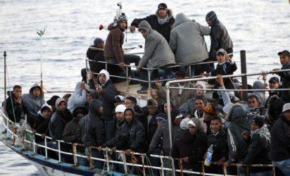 Tο μεταναστευτικό προβληματίζει  το ελληνικο διαδίκτυο