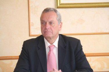 Την παραίτησή του, από αντιπρόεδρος των ΑΝΕΛ, έθεσε στη διάθεση του Π. Καμμένου ο Π. Σγουρίδης