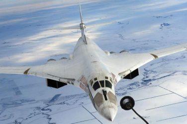 Ρωσική άσκηση στρατηγικού βομβαρδισμού με 20 αεροσκάφη Tu-160, Tu-95MS και Tu-22M3 (Vid.)