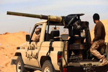 Την αεροπορική βάση Gardabiya νότια της Σύρτης κατέλαβε το ISIS