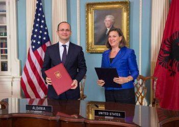 Τα μηνύματα της Στρατηγικής Συνεργασίας ΗΠΑ – Αλβανίας