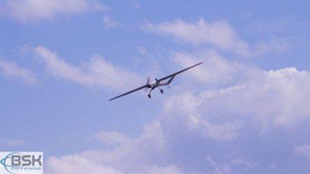 Με απόλυτη επιτυχία ολοκληρώθηκαν οι πτητικές δοκιμές του ελληνικού UAV Phaethon G (Vid.)