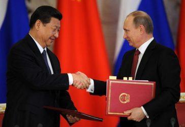 Ενισχύονται οι σίνο-ρωσικές σχέσεις και ο Οργανισμός Συνεργασίας της Σαγκάης