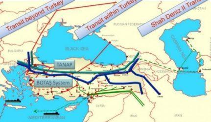 Είναι η Τουρκία αξιόπιστος ενεργειακός εταίρος ;
