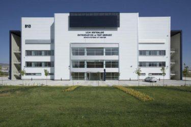 Έτοιμο το τουρκικό διαστημικό κέντρο συναρμολόγησης δορυφόρων UMET