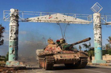 Επέμβαση στη Λιβύη σχεδιάζουν στο Κάιρο οι στρατιωτικοί ηγέτες επτά αραβικών χωρών