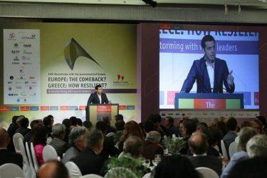"""Συνέδριο Economist: Το """"Ελληνικό Πείραμα"""" μεταξύ οράματος και ρεαλισμού"""