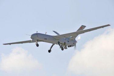Την πρώτη του αποστολή πραγματοποίησε το τουρκικό UAV ΑΝΚΑ