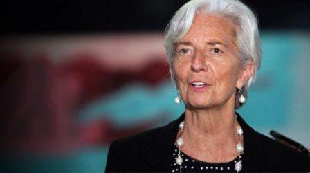 Λαγκάρντ: Η Ελλάδα θα χρεοκοπήσει, αν δεν πληρώσει το ΔΝΤ