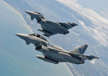 Την αγορά 28 Eurofighter διαπραγματεύεται το Κουβέιτ
