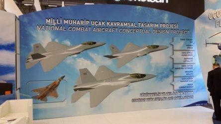 Το 2016 θα επιλεγεί ο ξένος εταίρος για την ανάπτυξη του τουρκικού μαχητικού ΤF-X