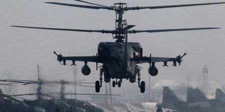 Ρώσικο Ka-52 Alligator