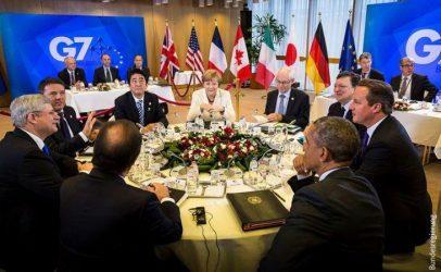 FT: Το παρασκήνιο στους G-7 για την Ελλάδα