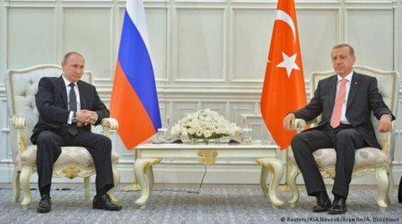Ενεργειακή διπλωματία Πούτιν-Ερντογάν