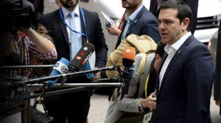 Τσίπρας: Καταθέσαμε τις προτάσεις – Η διαδικασία θα είναι ταχύτατη