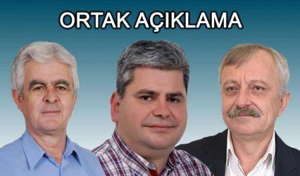 """Ζεϊμπέκ, Μουσταφά και Καραγιουσούφ λένε στους μουσουλμάνους της Θράκης να ψηφίσουν """"όχι"""""""
