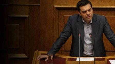 Με σημαντικές απώλειες πήρε την έγκριση της Ολομέλειας της Βουλής η ελληνική πρόταση για νέο δάνειο από τον ESM
