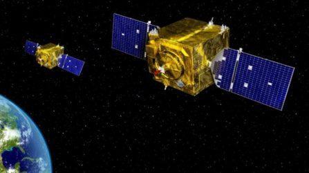 Ελληνικές εταιρείες διαστημικής τεχνολογίας στην Τουλούζη, την έδρα της Γαλλικής διαστημικής βιομηχανίας