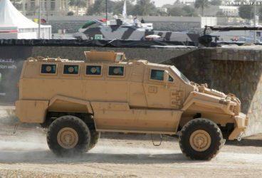 Οκτώ MRAP Τyphoon GSS-300 και οκτώ θωρακισμένα πολιτικά οχήματα δέσμευσε το Τελωνείο Πειραιά