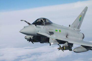 Συνεχίζονται οι διαπραγματεύσεις του Κουβείτ με την Ιταλία για την αγορά 28 μαχητικών Typhoon