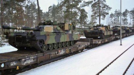 Υλικό για δύο Ταξιαρχίες σχεδιάζουν να στείλουν στην Ευρώπη οι ΗΠΑ