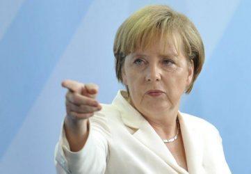Μέρκελ: Να μην θεωρούμε δεδομένη την ειρήνη που έχει η Ευρώπη
