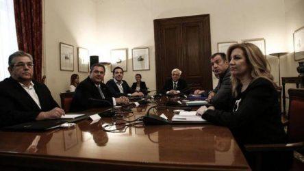 Αυτό είναι το κοινό ανακοινωθέν των 5 αρχηγών: Οι 5 βασικοί άξονες για συμφωνία