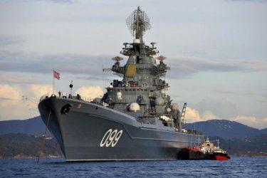 Δέκα ρωσικά πολεμικά πλοία μόνιμα στη Μεσόγειο