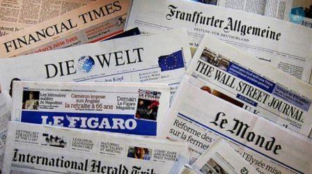 Η λήξη της προθεσμίας πληρωμής στο ΔΝΤ στα ξένα ΜΜΕ